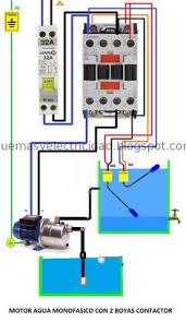 forward reverse three phase motor wiring diagram electrical info motor agua monofasico con 2 boyas contactor convertimage