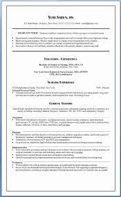 Sample Nursing Resume Awesome The Proper Nursing Resume Objective