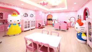 kitty room decor. Hello Kitty Room Decor For Kids Ideas