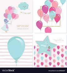 Templates For Birthday Cards Cartoon Birthday Card Templates For Girls