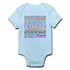 Pale Blue Dot Quote Adorable Friends TV Quotes Baby Light Bodysuit CafePress