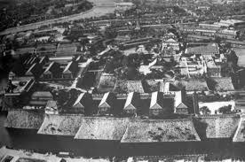 「岡山空襲。岡山城が焼失」の画像検索結果