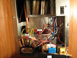 furnace no blower no ignition just click and red light i believe the issue was the stuck intermittant or debris in the valve i disassembled and no issues last fall i hope i found the issue and will out