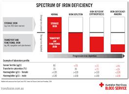 Ferritin Level Chart Anemia 75 Explicit Low Iron Level Chart