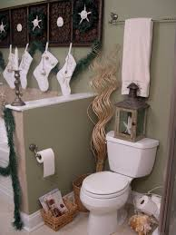 2013 Christmas bathroom decor. Top 9 ways to decorate your bathroom. see  more at