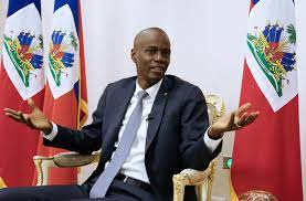 Haiti President Jovenel Moïse has been ...