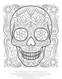 Skull And Crossbones Coloring Pages Skull Bones Coloring Pages
