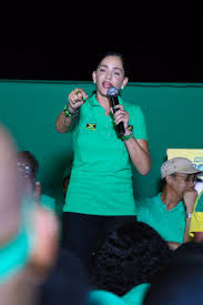 """Andrew Holness on Twitter: """"#ActionTime: Last night @annmarievazja brought  a message of hope and prosperity to the people of the Manchioneal Division.  East Portland is ready for action! On April 4, 2019"""