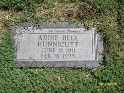 "Ada Bell ""Addie"" Kelley Hunnicutt (1911-1995) - Find A Grave Memorial"