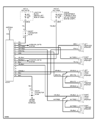 in need of radio wiring diagram for kia fixya the factory radio plug was cut out i need a 2004 kia sedona radio wiring diagram please