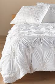 pinched duvet cover blush comforter ruched duvet cover