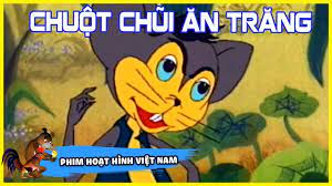 Chuột Chũi Ăn Trăng | Phim Hoạt Hình Việt Nam Hay Nhất - YouTube