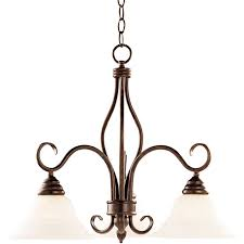kp 100 3 91 savoy house mission bryce 3 light chandelier with sunset bronze finish