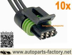 longyue, distributor plug pigtail fits nissan 240sx s13 ka24de 3 wire connector plug at 3 Wire Harness Connector