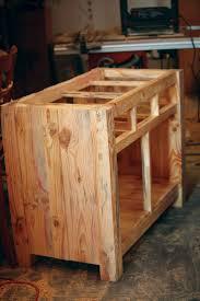 cabinet. repurposed kitchen island: Best Homemade Kitchen Island ...