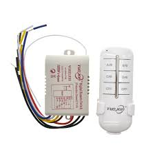 Aliexpress Buy Wireless 4 Channels 220V Lamp Remote Control