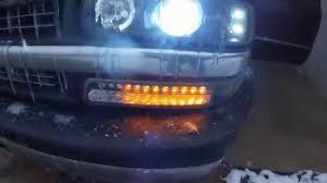Black Smoked Spyder Tail Lights for 2000 Chevy Silverado ALT-ON ...