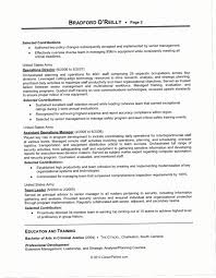 Military To Civilian Resume Enchanting Military To Civilian Resume Examples B28G Military To Civilian