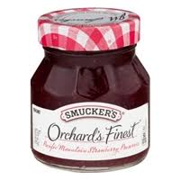 smucker s orchard s finest pacific mounn strawberry preserves