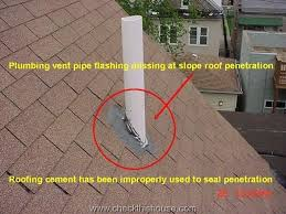 plumbing roof vent. Plumbing Vent Flashing Does Not Work With Roofing Cement For Roof Ventilation Pipe Remodel 1
