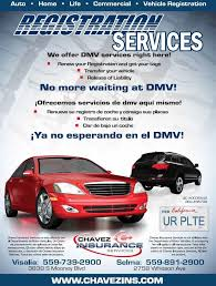 photo of chavez insurance services visalia ca united states dmv registration service