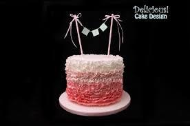 Ruffles Cake Design Ruffles Baby Elephant And Thomas Delicious Cake
