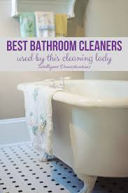best bathroom cleaning products. Bathroom Cleaning Products Used By The Lady. Best Bathroom Cleaners  In Our Best