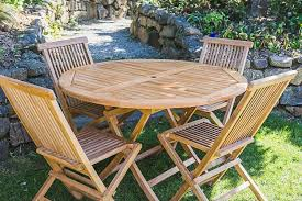 patio furniture sets teak outdoor
