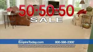 Empire Today 50-50-50 Sale TV Commercial, \u0027Biggest Sale\u0027 - iSpot.tv