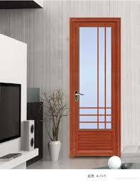 bathroom door design gorgeous cool aluminium high brown bathroom door