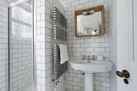 Subway Tile With Gray Grout  Decorpad