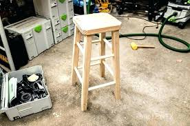 Make Your Own Bar Stools Large Size Of Outdoor  Making Round Build U13
