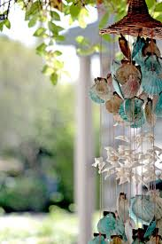 Shells Source DIY oyster shell centerpiece DIY Sea Shell Wind Chimes DIY  Christmas at the beach wreath Source Seashell Wreath Etsy Sea glass mobiles  Source