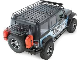 off road unlimited roof racks garvin industries wilderness expedition rack for 07 14 jeep