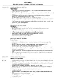 Planner Demand Resume Samples Velvet Jobs