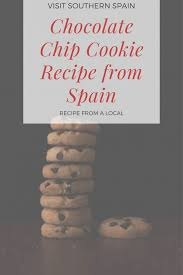 Stir into the butter mixture until well blended. Spanish Chocolate Chip Cookies Ultimate Recipe