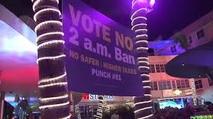 Miami Beach Voters Reject Outdoor Booze Ban