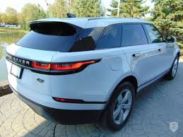 2018 land rover velar white. brilliant velar 2018 land rover range velar p380 s in land rover velar white