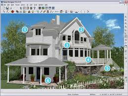 virtual exterior home design in awesome software dreamplan