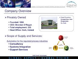 powerpoint company presentation company overview presentation