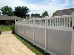 Vinyl fence styles Gothic Style Vinyl Fence Styles And Applications Pinterest Vinyl Fence Styles And Applications Judy At The Beach