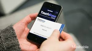 tech business card high tech business cards digitize contact info with a tap