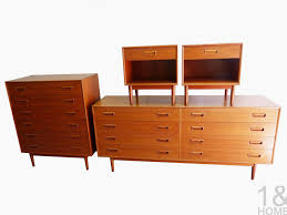 mid century modern furniture restoration. Westnofa Of Norway Danish Modern Teak Bedroom Set Mid Century Furniture Restoration P