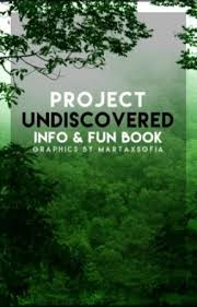 Project The Undiscovered Info And Fun Book The Slogan