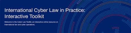 Cyber Law International Cyber Law Interactive Toolkit