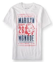 aeropostale size chart guys guys marilyn monroe poster graphic t