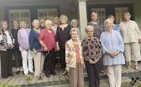 Talisman Garden Club celebrates 60th anniversary   Local News    moultonadvertiser.com