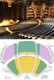 Ka Seating Chart Ka Show Tickets Vip Experience Mgm Grand Las Vegas Nv