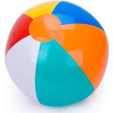 beach ball on beach. LSU Rally Beach Ball On 3