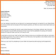 6 How Can I Write Application Letter For Teaching Bussines